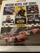 Very nice Nascar 2004 Nextel Cup HTF Yearbook-Kurt Busch Champion VGC - $5.94