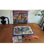 Vintage 1986 Milton Bradley Original FIREBALL ISLAND Board Game Near Complete - $249.99