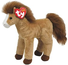 Ty Beanie Baby Tornado Brown Horse - $24.18