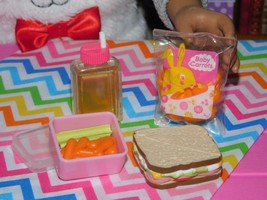 """18"""" Doll School Supplies Lunch Sandwich Food fits American Girl Our Generation - $15.83"""