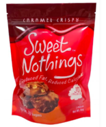 Keto: Sweet Nothings Caramel Crispy low carb 2 Pouches of 7 pieces (3 ca... - $22.03