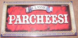PARCHEESI CLASSIC RETRO PARCHEESI GAME 2007 HASBRO WINNING MOVES COMPLET... - $15.00