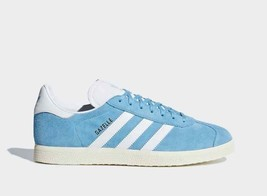 Adidas Originals Gazelle Suede Leather Mens Trainers Sneakers Shoes - Tu... - $97.19