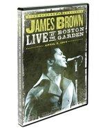 James Brown: Live at the Boston Garden - April 5, 1968 [DVD] - $16.59