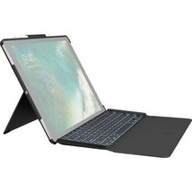 "Logitech Slim Combo Keyboard/Cover Case for iPad Pro 12.9"" - $197.99"
