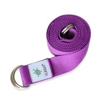 Yoga Belt Strap and Yoga Mat Carrying Sling in one, Cotton, Excellent Gr... - $13.26