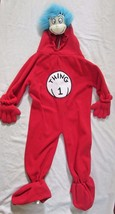 Dr. Seuss Thing 1 toddler 2-4 children's costume Cat in the Hat Hallowee... - $29.99