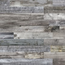 Barnwood Collection 3/8 in. X 6 in. x 64 in. Mountain Music Engineered W... - $187.09