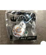 McDonald's Star Wars Rise of Skywalker R2-D2 and BB-8 Happy Meal Toy #6... - $8.95