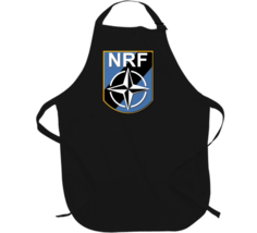 Emblem of the NATO Response Force - without Text Apron - $30.99