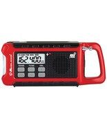 Midland - Weather Alert Radio - Red, Black - $70.54
