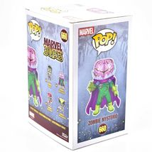 Funko Pop! Marvel Zombies Zombie Mysterio #660 Bobble Head Figure image 4