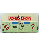 Monopoly #0009 Parker Bros. 2-8 Players 1985 USA Complete - $25.99