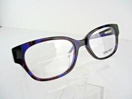 Nine West NW 5108 (514) Violet Tortoise 49 x 17 PETITE FIT Eyeglass Frames - $65.41