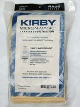9 Genuine Kirby Micron Magic Vacuum Cleaner Bags G3 G4 G5 G6 ULTIMATE G ... - $13.89