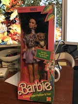 1988 Mattel Animal Loving Barbie, Nikki Doll NIB - $20.00