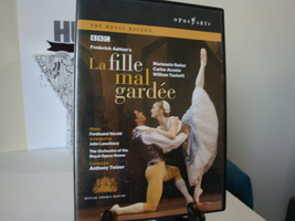 La Fille Mal Gardee DVD/ORIGINAL BBC LONDON. - $29.99