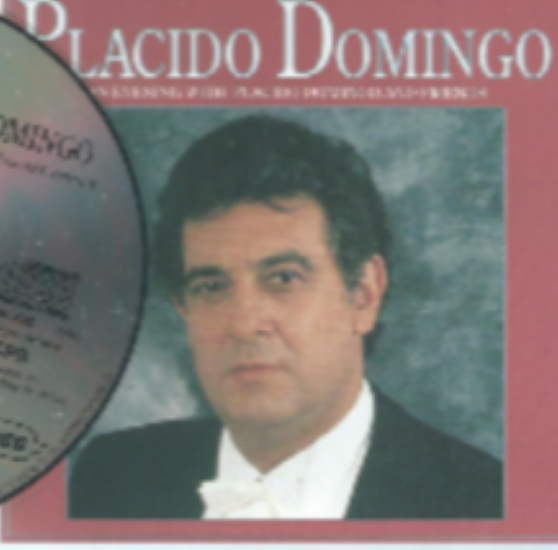 An Evening with Placido Domingo and Friends Cd