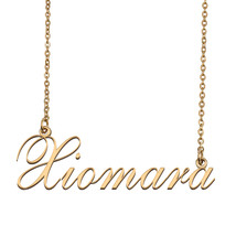Xiomara Custom Name Necklace Personalized for Mother's Day Christmas Gift - $15.99+