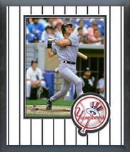 Paul O'Neill 1995 New York Yankees -11x14 Team Logo Matted/Framed Photo - $43.55