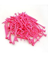 Wooden Pink Golf Tees, All Sizes Available - $4.75+