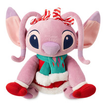Disney Store Angel Holiday Plush Medium Christmas 2018 New - $20.78