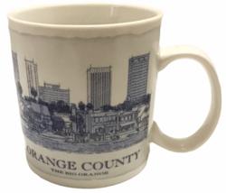 Starbucks 2006 Orange County Hometown Coffee Mug Cup 18 oz Architectural... - $43.56