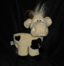 Vintage Russ Berrie Piccolo Luvables Kathleen Kelly Critter Muccato Peluche - $43.17