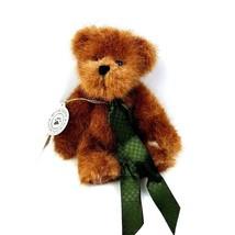 "Boyds Bear & Friends Webster T Bearsworth 7"" Plush Stuffed Animal Jointed - $23.76"