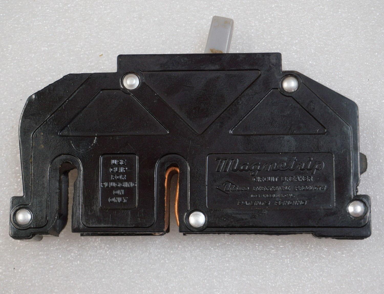 Zinsco Magnetrip 15 Amp 1 Pole Circuit Breaker 15A 1P type Q electrical single