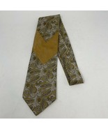 Vintage Picasso Paisley Men's Tie  - $7.91