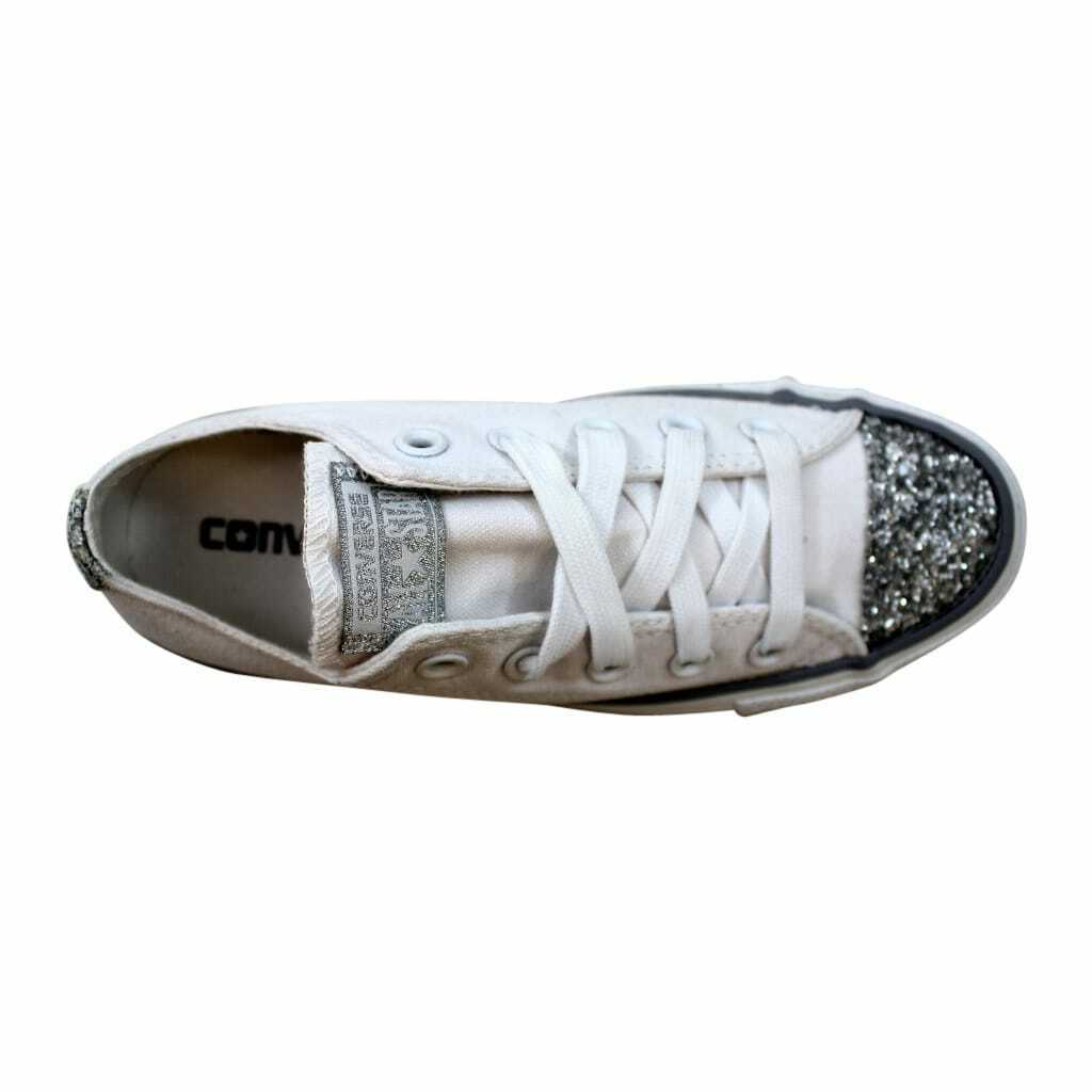 Converse Chuck Taylor Ox White Women's 545059F Size UK 3