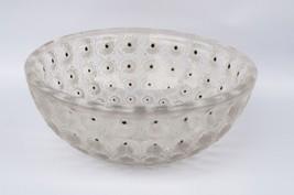 Lalique Anemones bowl crystal - $850.00