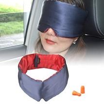 GYSSIEN 100% Silk Sleep Mask, Men and Women Sleep Eye Mask with Ear Plug... - €22,56 EUR