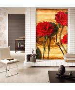 Mega 3D Modern Red Carnations 305 Wall Paper Wall Print Decal Wall AJ Wa... - $30.68+