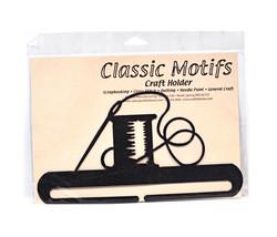 Classique Motifs Aiguille & Fil 20.3cm Charbon Split Bas Loisirs Créatifs - $15.08