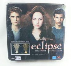 Twilight Eclipse The Movie Board Game Cardinal Collectable Peices NOT complete - $5.93
