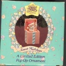 Christmas NEW Precious Moments collectors orn RETAIL 22.50 - $22.28