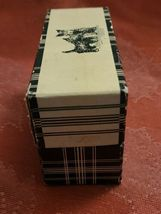 Scotties on Double Deck Upright Storage Box w/ 2 Decks of Cards 1 unopened image 8