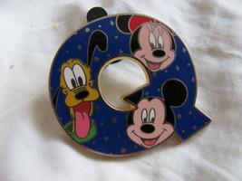 Disney Trading Broches 86623: Alphabet Collection 2011 - ' Q ' - $7.25