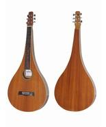 ADM Teardrop Shape Acoustic Weissenborn Style Lap Steel Guitar - $279.98