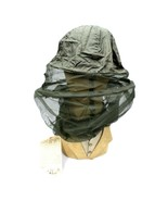 Military Issue Insect Net Hat Mosquito Headnet M-1944 New Old Stock - $22.75