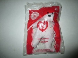 New McDonalds 2004  Ty  #8 Shake the Bear - $3.00