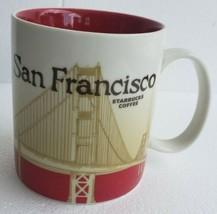 NEW 2010 San Francisco Starbucks Global Icon Collector Series Coffee Mug... - $56.09