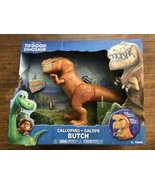 "Disney The Good Dinosaur Galloping Butch Bites Roars Gallops 16"" Long NE... - $33.25"