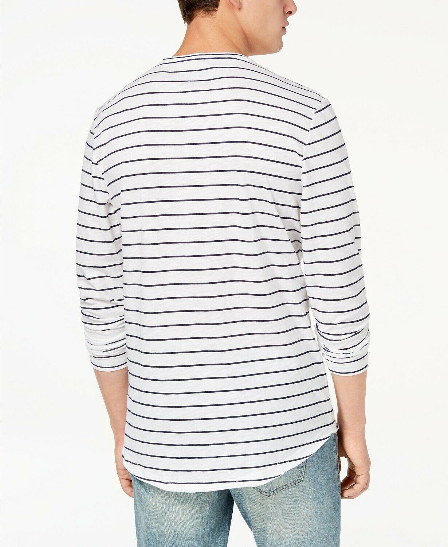American Rag Men's Striped Long-Sleeve T-Shirt, Size XXL, MSRP $30