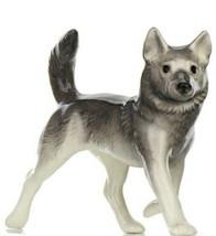 Hagen Renaker Dog Alaskan Sled Husky Ceramic Figurine