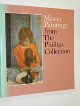 Master Paintings from The Phillips Collection [Paperback] [Jan 01, 1981] Gree... - $2.30