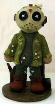 Jason Voodoo Doll Horror Movie Friday 13th Halloween Statue Figurine Figure - $19.99