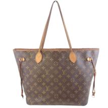 Louis Vuitton Monogram Canvas Neverfull MM Bag - $499.00